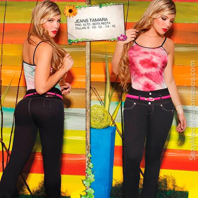 Angelica Jaramillo y Sofia Jaramillo Axxys Jeans Foto 34