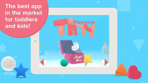 Tiny Playroom-Toddler Kids Toy