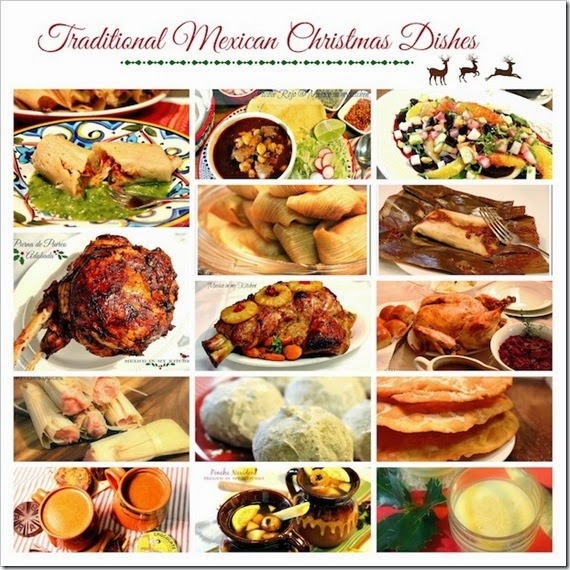 Mexican christmas dishes mexican foods for christmas celebrations mexican christmas dishes forumfinder Choice Image
