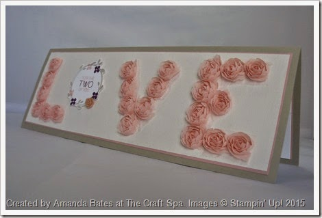 Artisan Embellishments Flowers LOVE Feb 2015 by Amanda Bates at The Craft Spa (2)