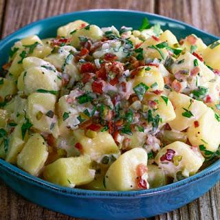 Hudson's Favorite Potato Salad