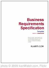 'Business Requirements Specification 101' photo (c) 2009, IvanWalsh.com - license: http://creativecommons.org/licenses/by/2.0/