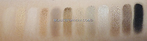 Naked 2 Swatches Urban Decay Sephora Eyeshadows Limited Edition Foxy Halfbaked BootyCall Chopper Tease Snakebite Suspect Pistrol Verve YDK Busted Blackout