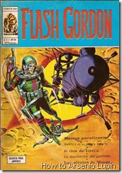 P00029 - Flash Gordon v1 #29