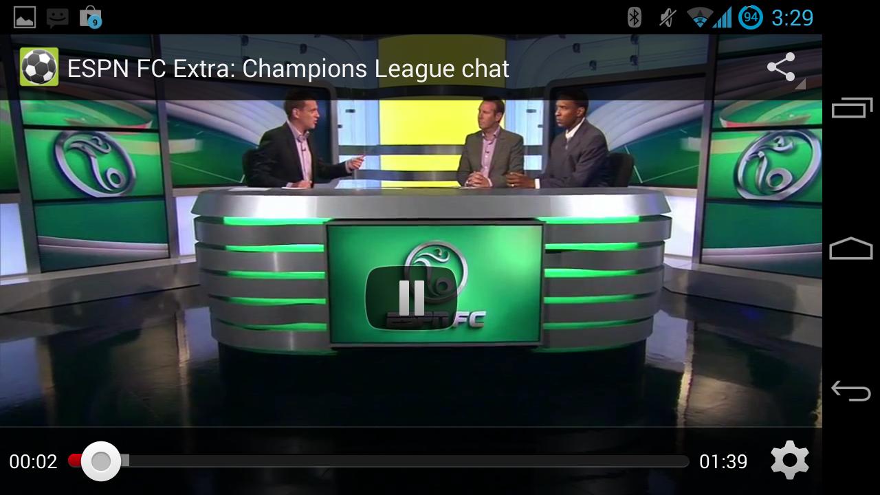 Football Breaking News -Soccer- screenshot