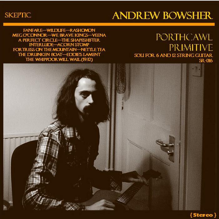 Andrew Bowsher ~ Porthcawl Primitive