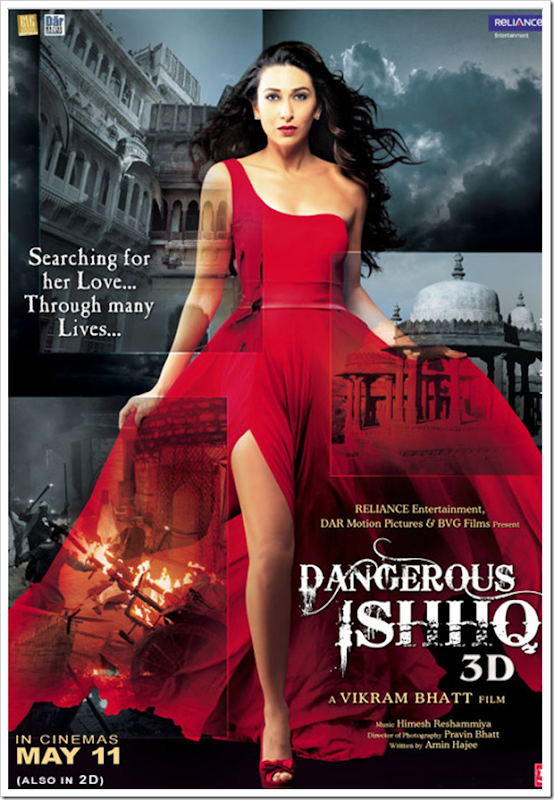 First Look out : Dangerous Ishq