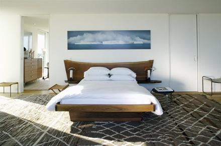 casa-moderna-cama-de-diseño