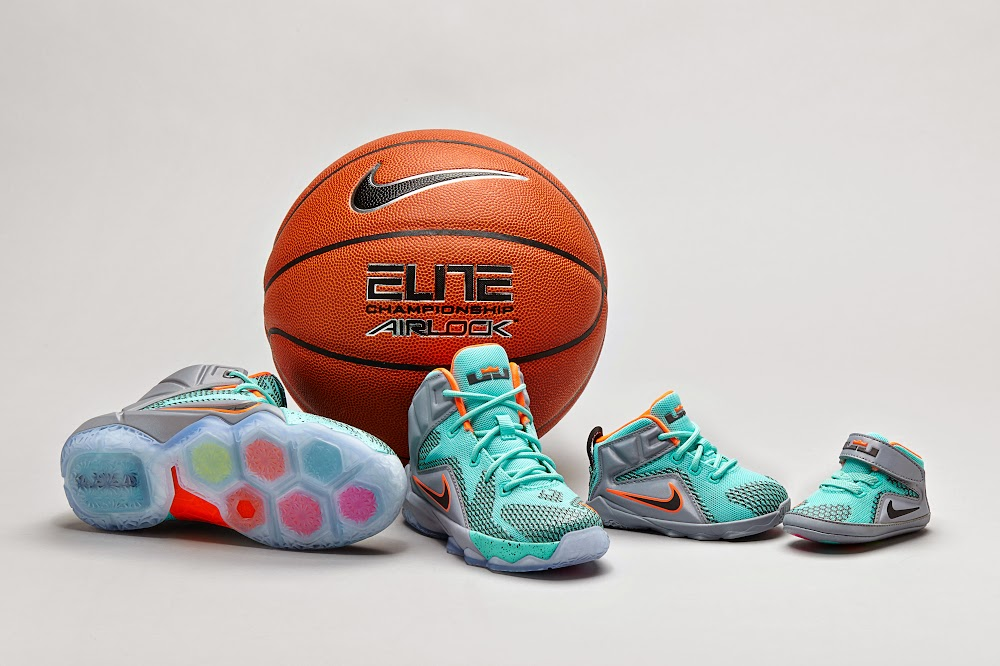 on sale 36df8 7aff3 ... Nike Engineered the LeBron XII for Young Atheletes Too ...