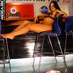 Andrea Rincon, Selena Spice Galeria 54 : Tanga Hilo Dental Negro, Top Semitransparente – AndreaRincon.com Foto 41