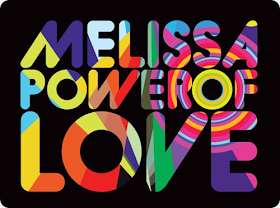 Melissa Power of Love logo