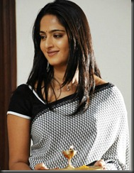 Anushka Shetty in America to Aminjikarai Movie Stills