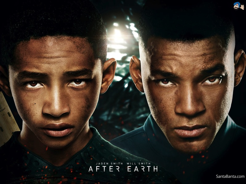 After earth 1a
