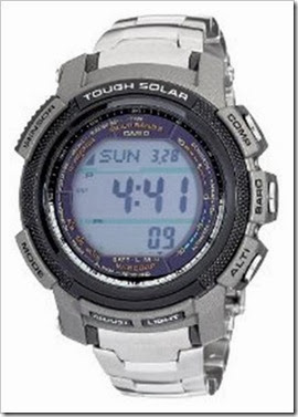 Casio Pathfinder 2000T (Medium)