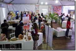 Mostra interativa do 13º Salão de Extensão 2012