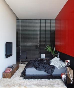 Decoracion-de-interiores-Casa-LA-arquitecto-Guilherme-Torres