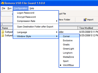 Free USB File Guard
