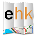 Explore Hong Kong MTR map logo