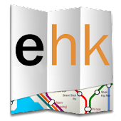 Explore Hong Kong MTR map