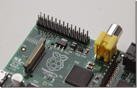 My Howtos and Projects: Raspberry Pi - GPIO Pins and Python