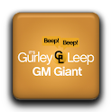 Gurley Leep GM Giant logo