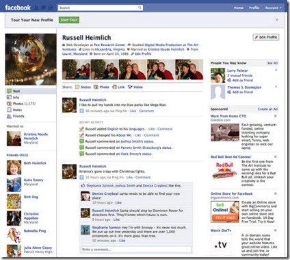 facebook-layout