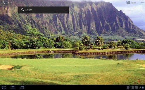 Golf Course Tablet Wallpapers- screenshot thumbnail
