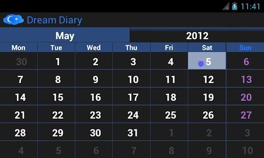 Dream Diary- screenshot thumbnail