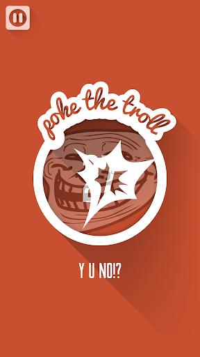 玩免費動作APP 下載Poke the Troll (Ad-free) app不用錢 硬是要APP
