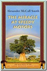 the miracle at speedy drive