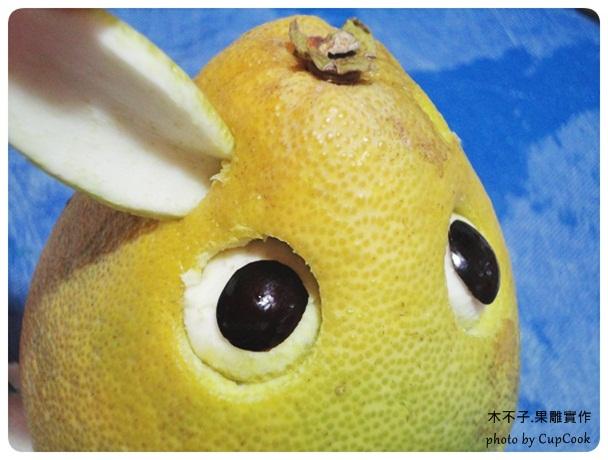 果雕龍貓 15 耳朵