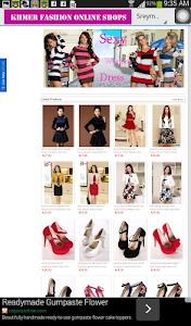 Khmer Fashion Online Shops screenshot 2