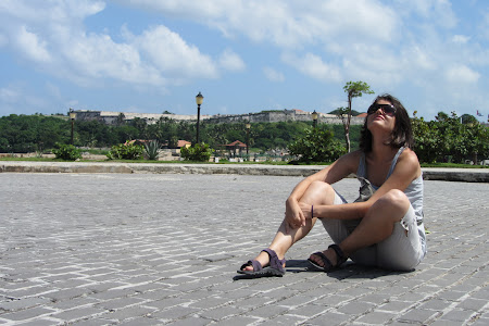 Relaxare totala in Cuba