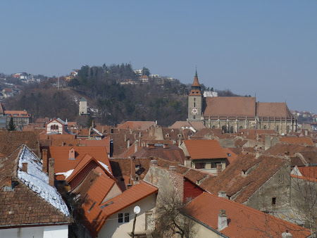 Obiective turistice Romania: Biserica Neagra