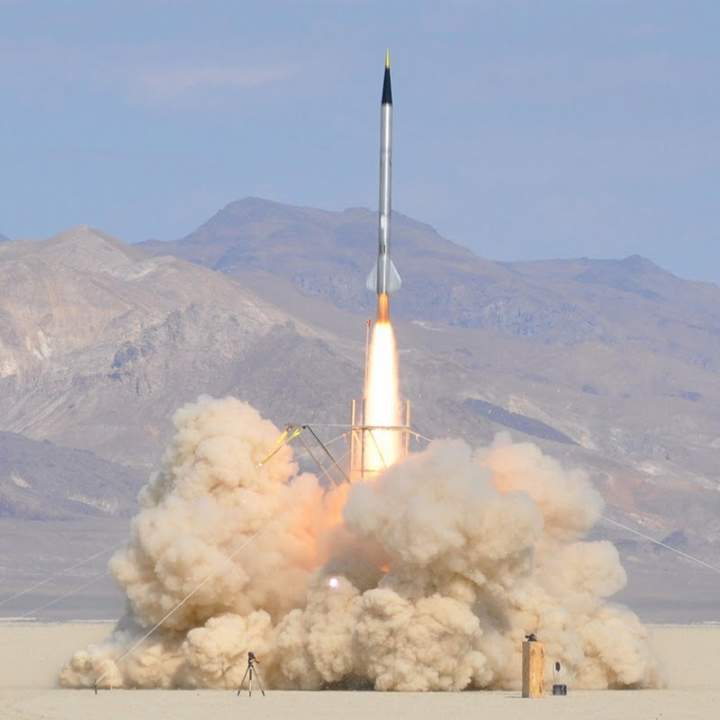 Amateur Rocket Launch Reaches 121,000 Feet [Photo + Video]