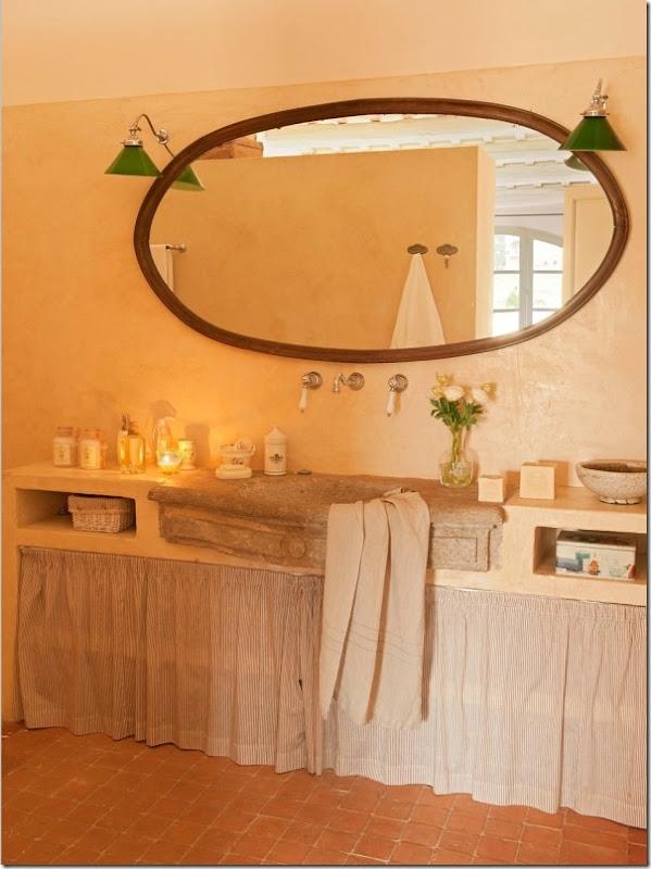 case e interni - cas a campagna - stile rustico country  - Spagna (11)
