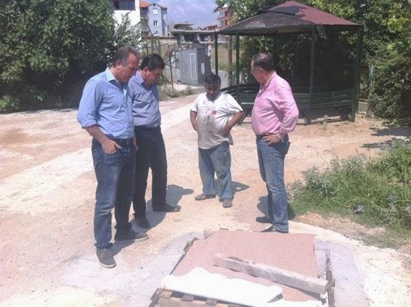 Χωρίς νερό και αποχέτευση 700 κάτοικοι της Φιλοθέης