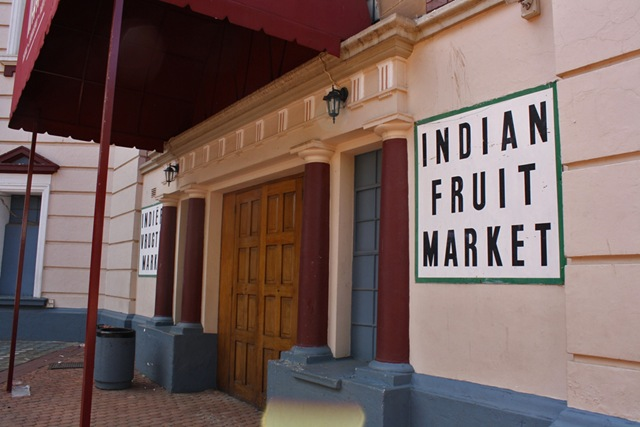 Indian Fruit Market, Newtown
