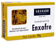 Sabonete Granado Enxofre
