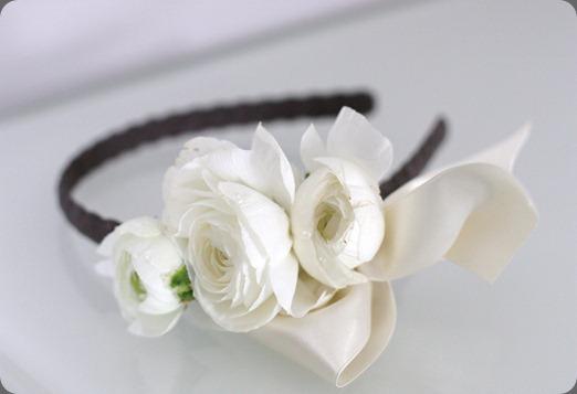 flowergirl blush floral design