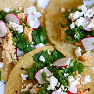 Chicken Street Tacos.
