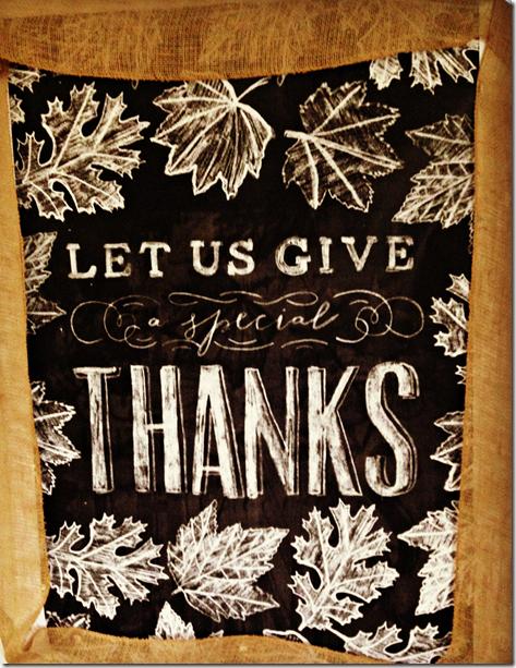 November Gratitude…the first 25 days