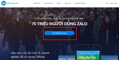 Tích hợp nút Share Zalo vào blogspot hoặc website chi tiết