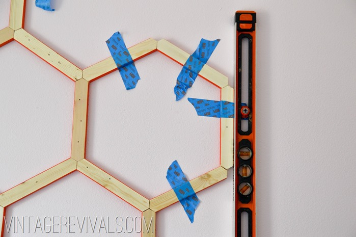How To Make A Hexagon Pattern (2)
