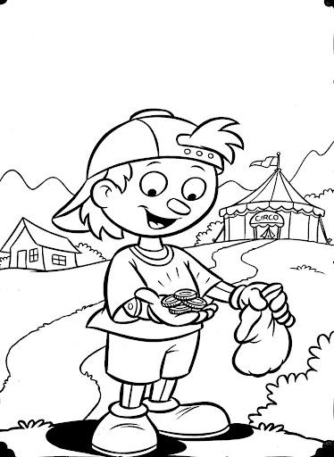 Dibujos De Mafalda Para Colorear E Imprimir
