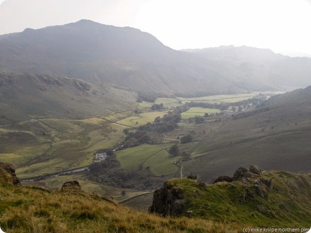 eskdale from brock crag