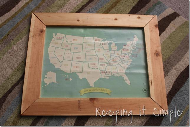 framed map (5)