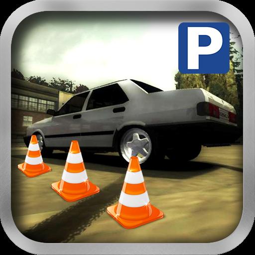 停車場挑戰3D LOGO-APP點子