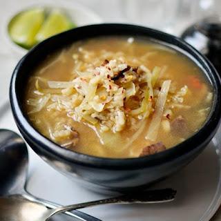 Cabbage Mushroom Soup Recipes.