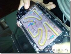 my PSP